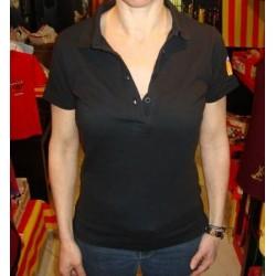 Polo tee-shirt woman soc catalana 100%
