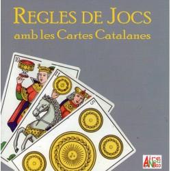 Regles de jocs amb les cartes catalanes