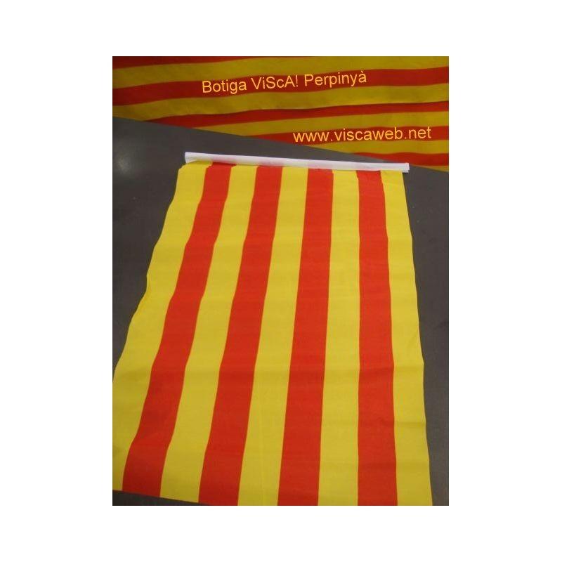 Drapeau catalan  (30cmx45cm)
