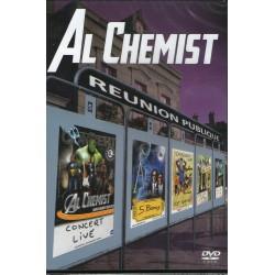 Al Chemist Réunion publique dvd concert 5ème anniversaire
