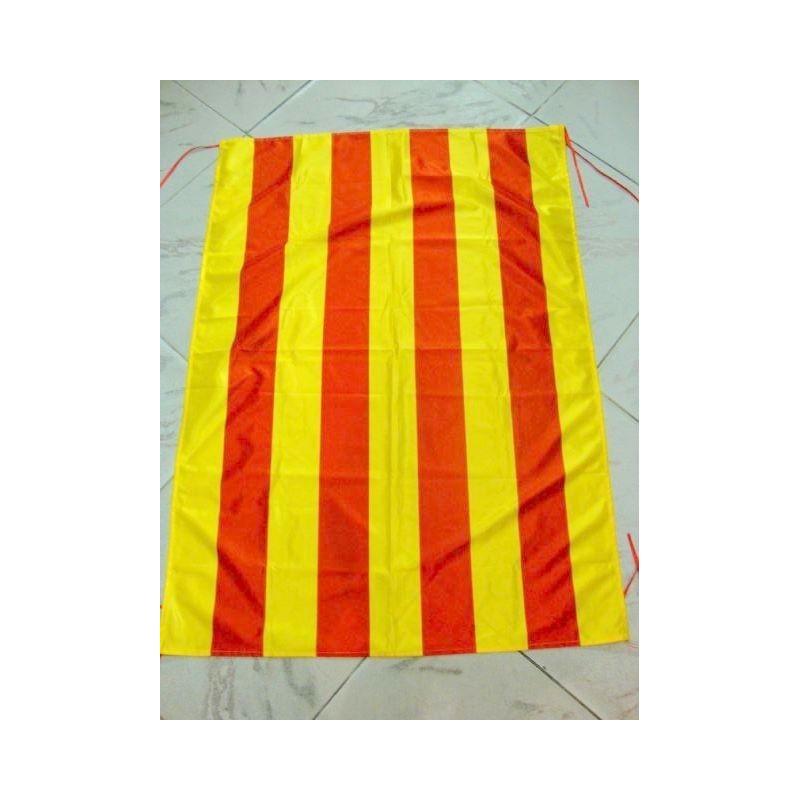 Drapeau catalan senyera 70cmx100cm
