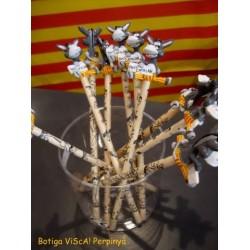 Llapis amb el burro català