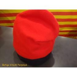 Barratina catalan tradicional hat