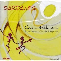 Sardanes Cobla Mil.lenària