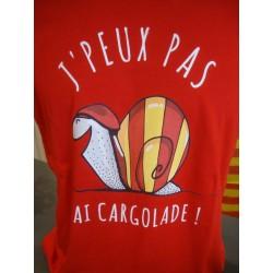Tee-shirt marron 66 Pays catalan