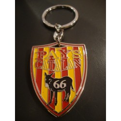 Key ring catalan Pays catalan