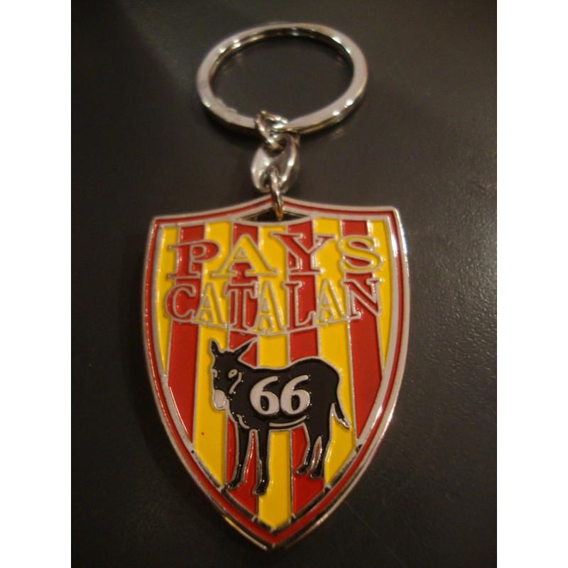 Key ring catalan Pays catalan