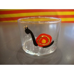 bodega glasses with the snail