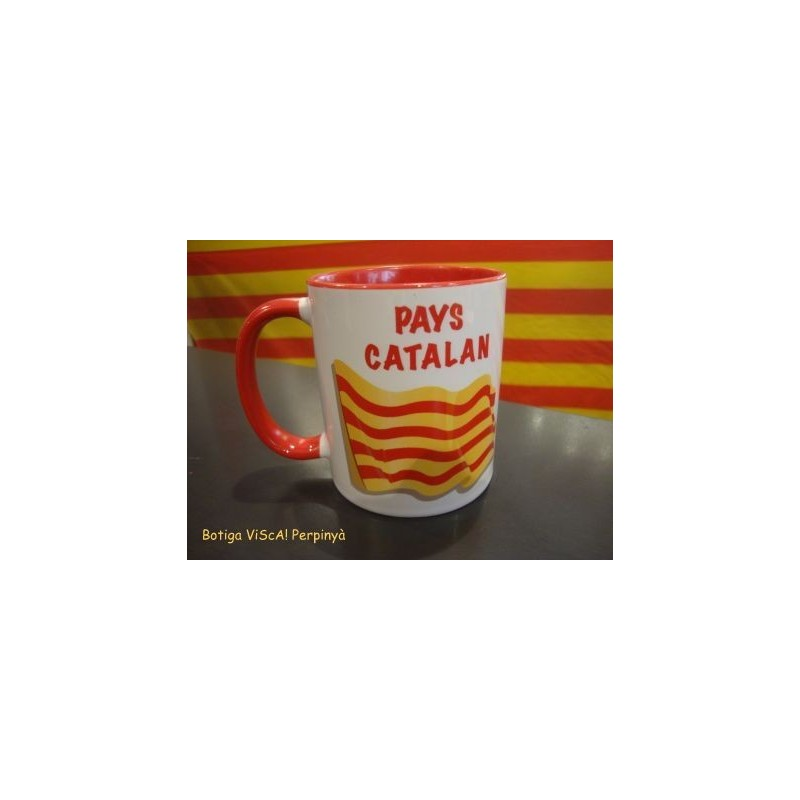Mug Pays  catalan