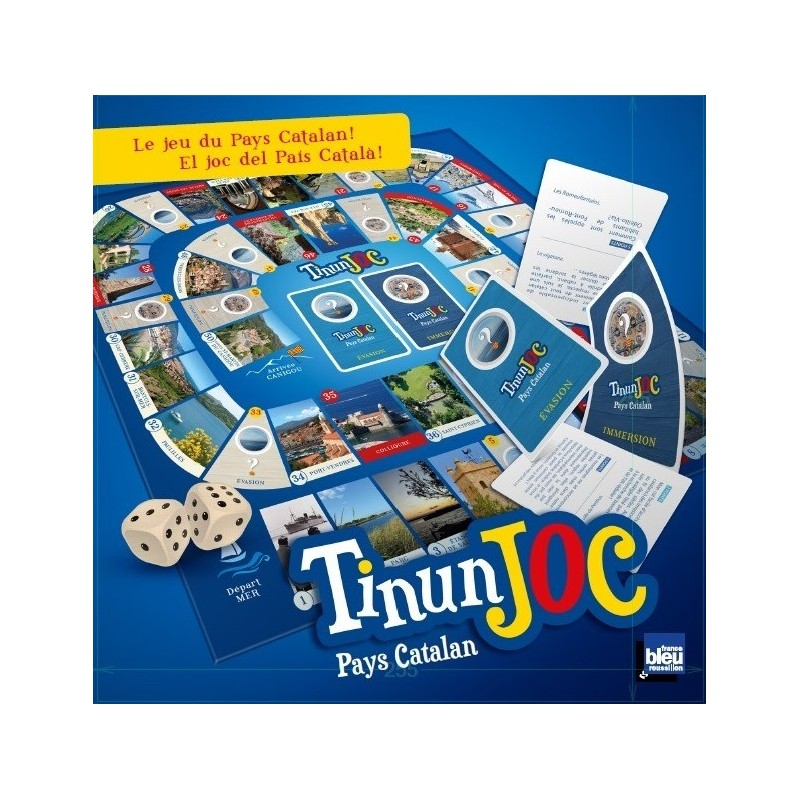 Tinunjoc Le jeu du Pays catalan