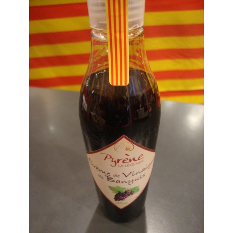 Crème de vinaigre au Banyuls de la légende de Pyrène