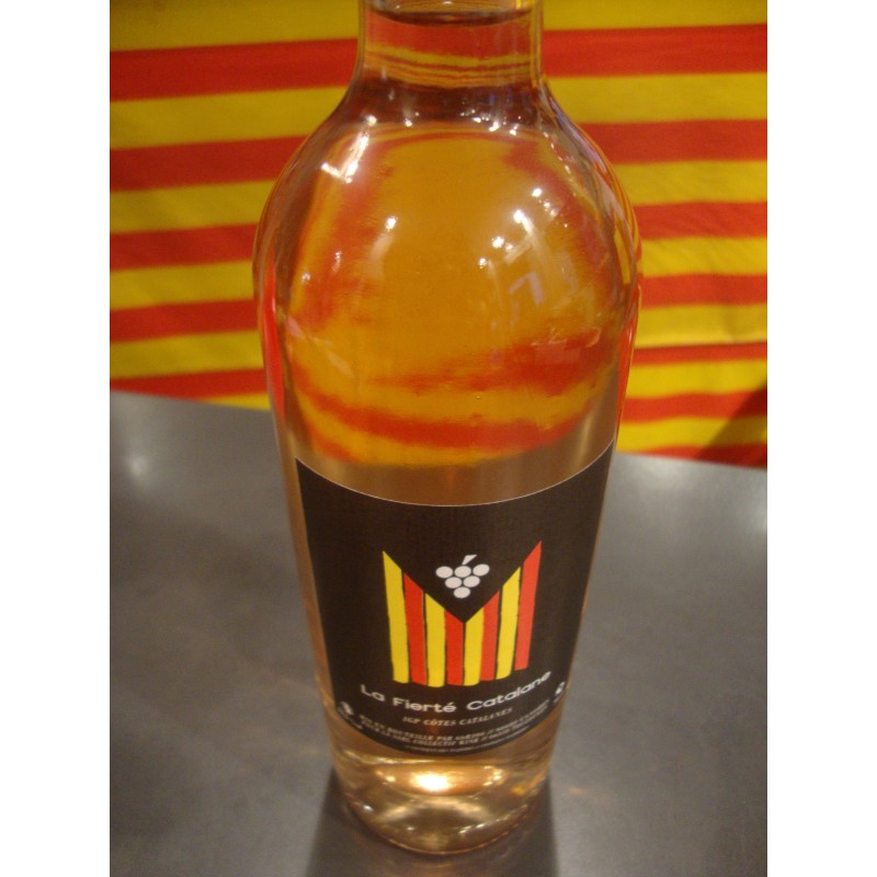Vin rosé La fierté catalane