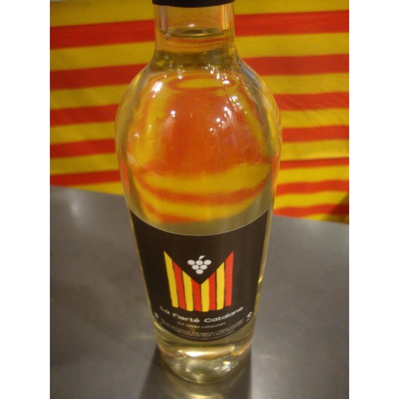 Vi blanc La fierté catalane