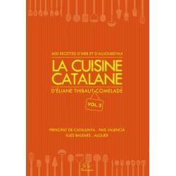 La cuisine Catalane D'Eliane Thibaut-Comelade