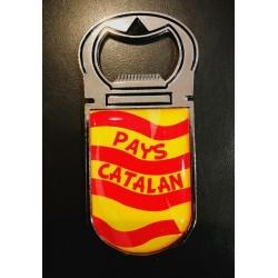 Magnet décapsuleur Pays catalan