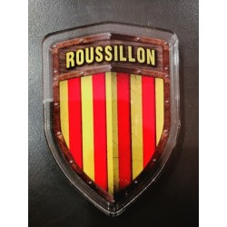 Magnet catalan flag Roussillon