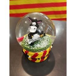Bola de neu burro català