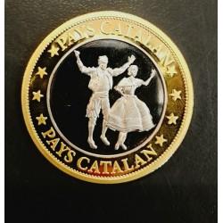 Moneda de collecio Pais català