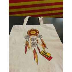 sac tote bag attrappe rêves Pays catalan
