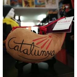 Catalan traditional gourd borratxa leather interior Catalunya artdelaterra