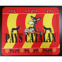 Catalan country  mouse pad