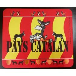 tapis de souris Pays catalan