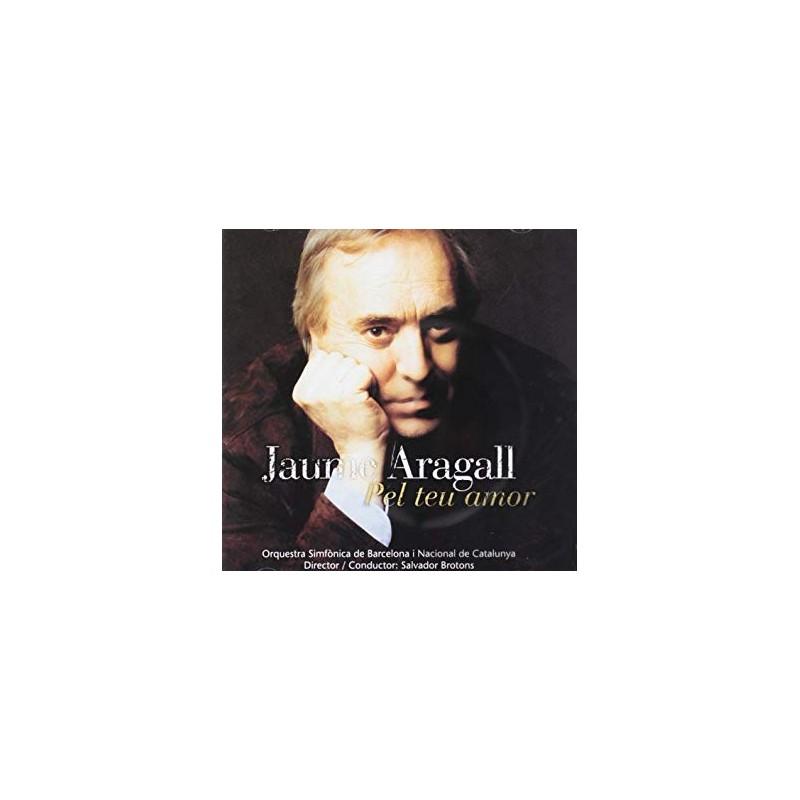 """Jaume Aragall """" Pel teu amor"""""""