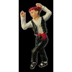 Magnet danseur catalan