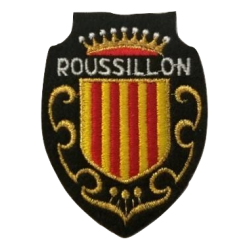 Escutcheon of Roussillon