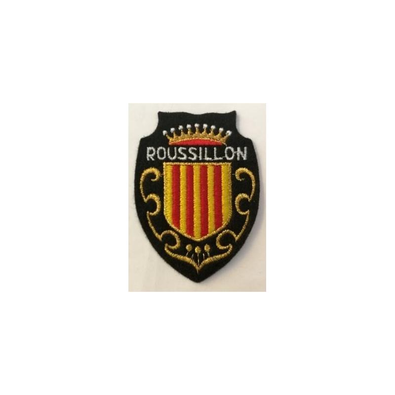 Escutcheon of Roussillon