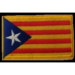 Ecusson 4x6cm drapeau...