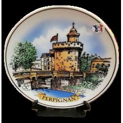 Plate of Perpignan