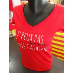 """""""J'peux pas faire mieux suis catalane"""""""