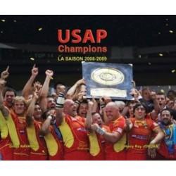 USAP Champions La saison 2008-2009