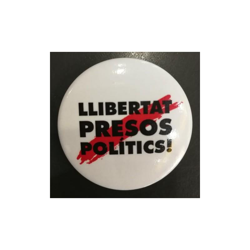 Badge Llibertat presos politics