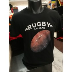 Tee-shirt Rugby catalan