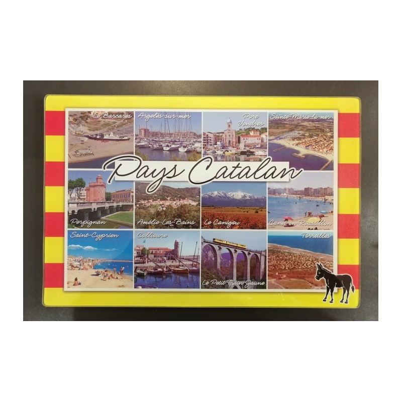 Cutting Board Catalan Country