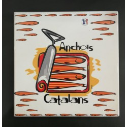 Trivet catalans anchovy