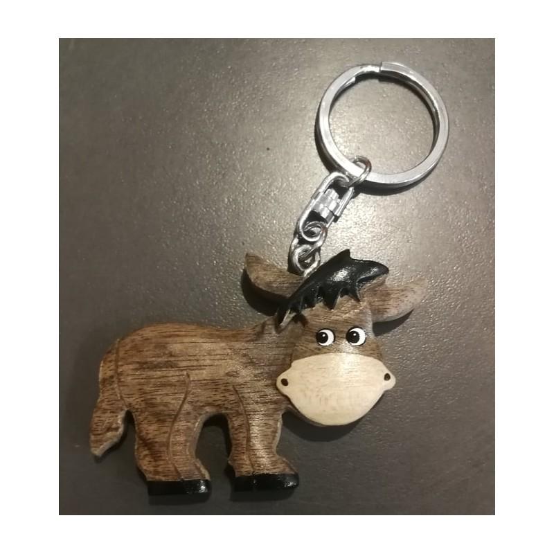 Key rings of the catalan donkey