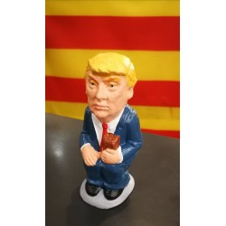 Caganer Donald Trump