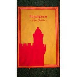 Teatowel Perpignan