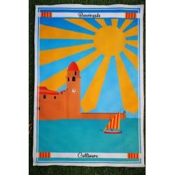 Teatowel Collioure 40X60