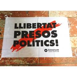 Drapeau llibertat presos polítics