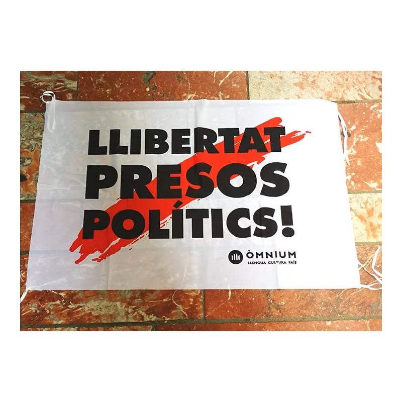 Flag llibertat presos polítics