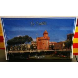 Teatowel Perpignan 40X60