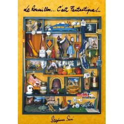 """Cartell """"Le Roussillon ......."""