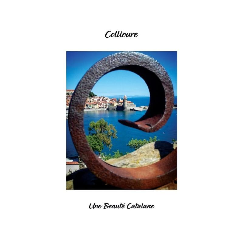 Affiche Collioure une beauté catalane