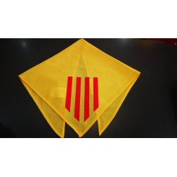 Bandana catalan flag
