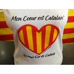 Samarreta el meu cor és català