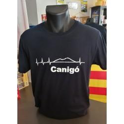 Tee-shirt Canigó navy